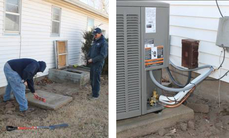 therightway - What to expect when you get a new Lennox system from Fenix Heating and Air Conditioning